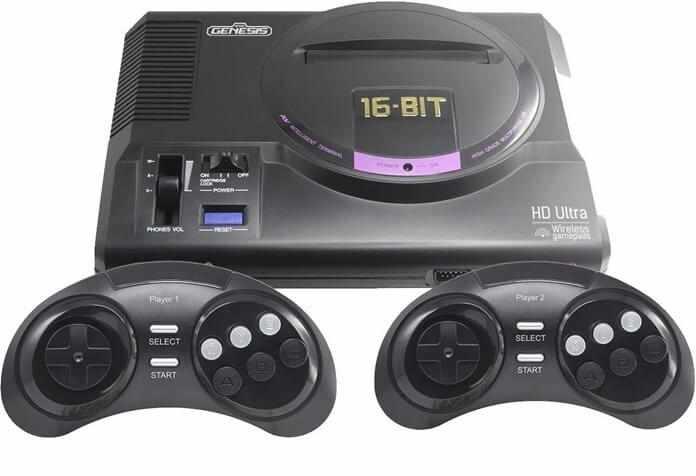 Sega Retro Genesis HD Ultra