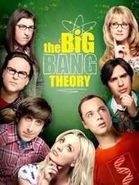 Сериал Теория большого взрыва