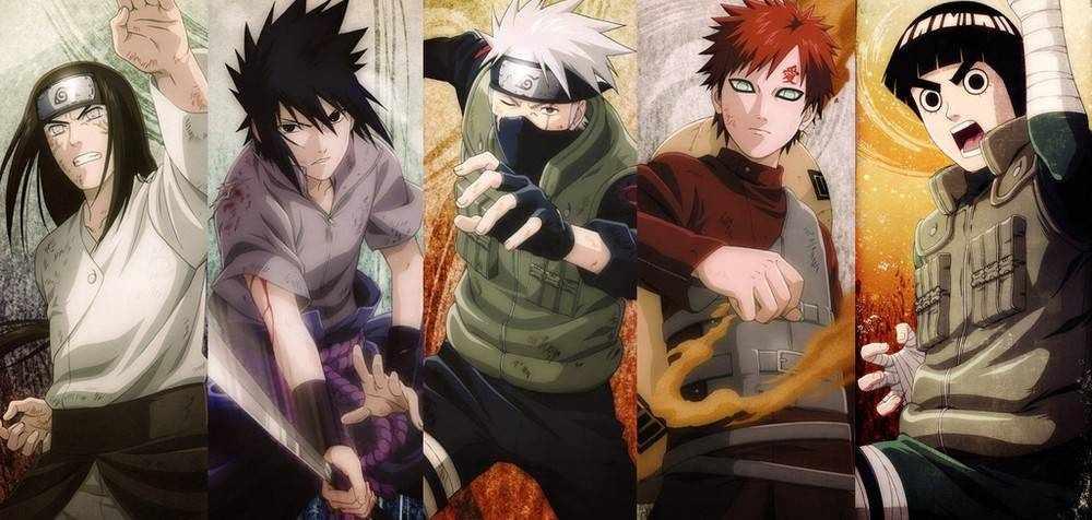 Лучшие аниме-сериалы