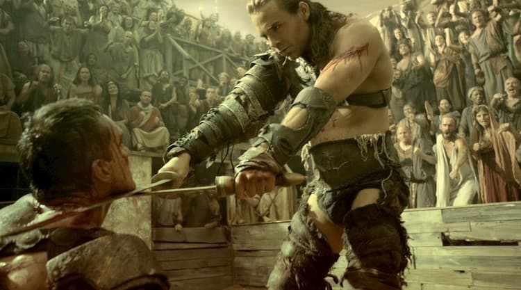 №8 в списке - Спартак: Боги арены