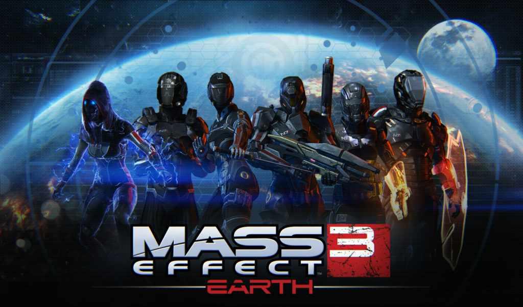 лучшие компьютерные игры - Mass Effect 3
