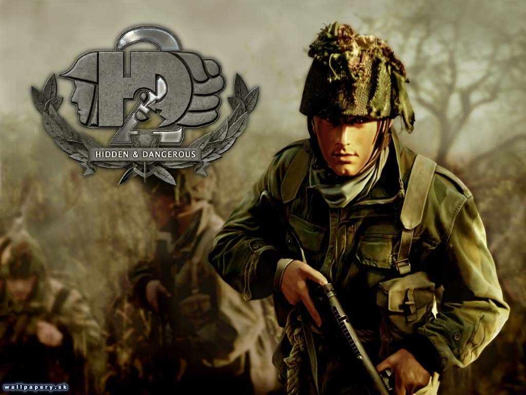 Лучшие игры о войне - Hidden & Dangerous 2