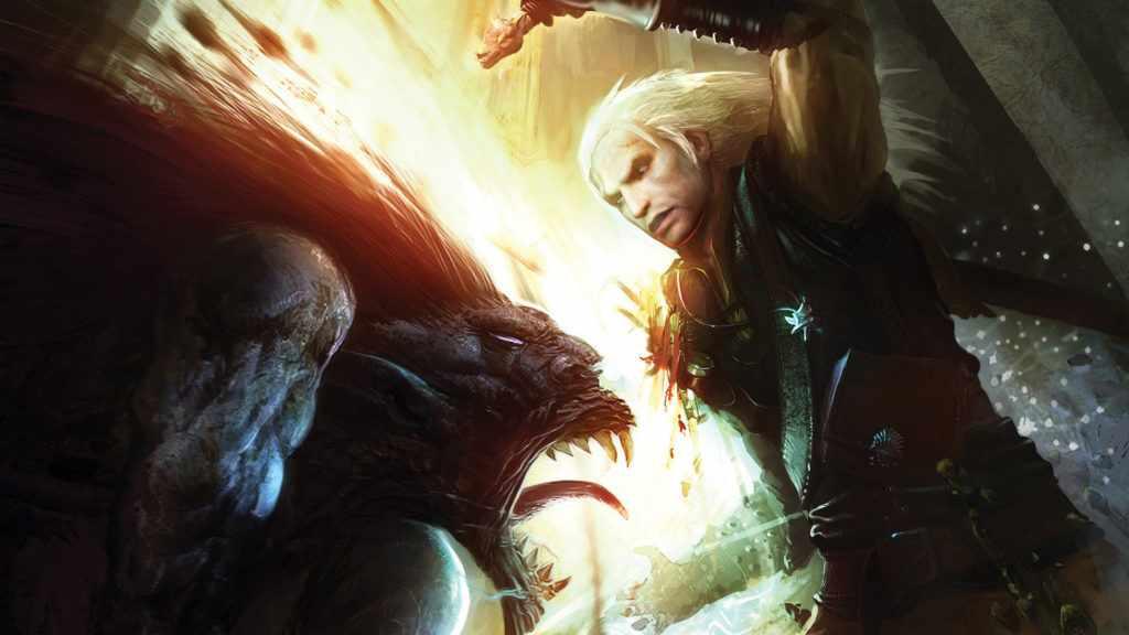 Лучшие игры с открытым миром - The Witcher