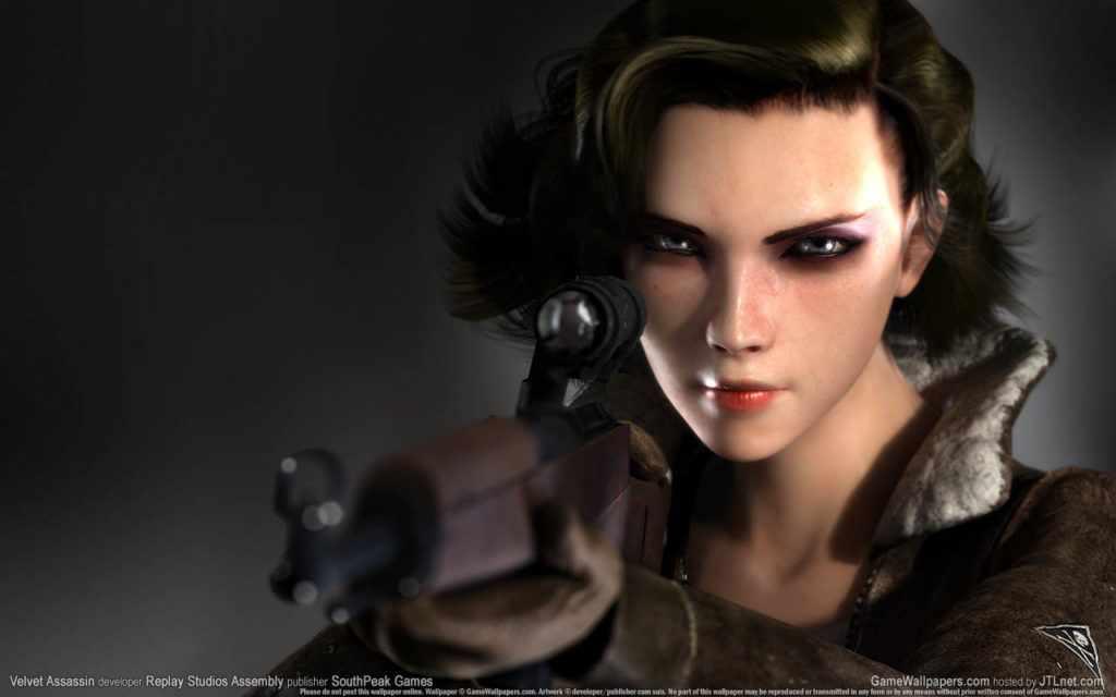 Лучшие игры о войне - Velvet Assassin