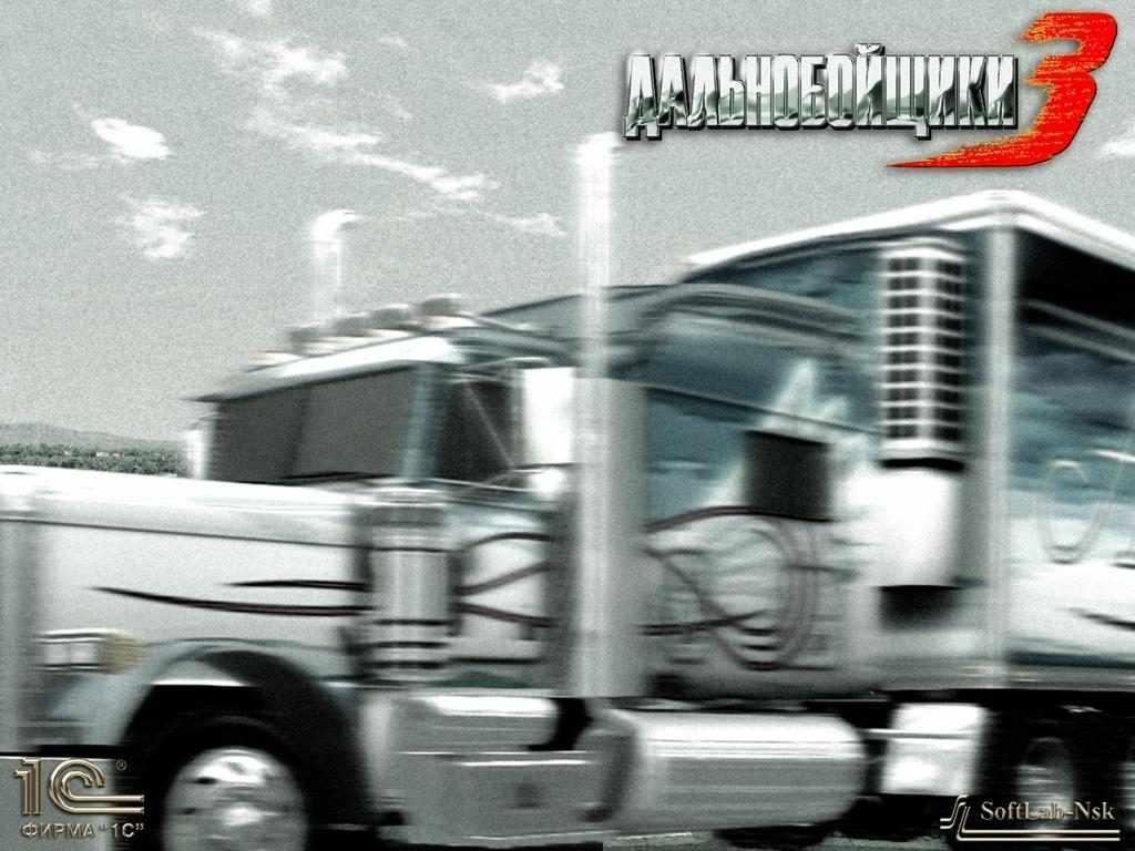 Лучшие симуляторы на ПК - Дальнобойщики 3 Покорение Америки