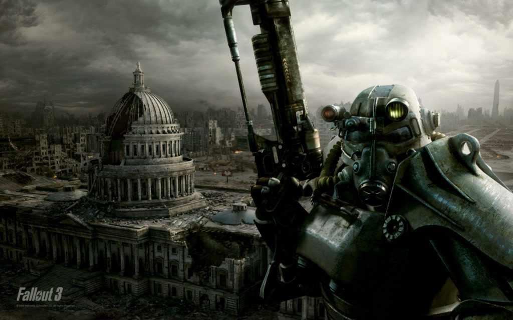 Лучшие РПГ - Fallout 3