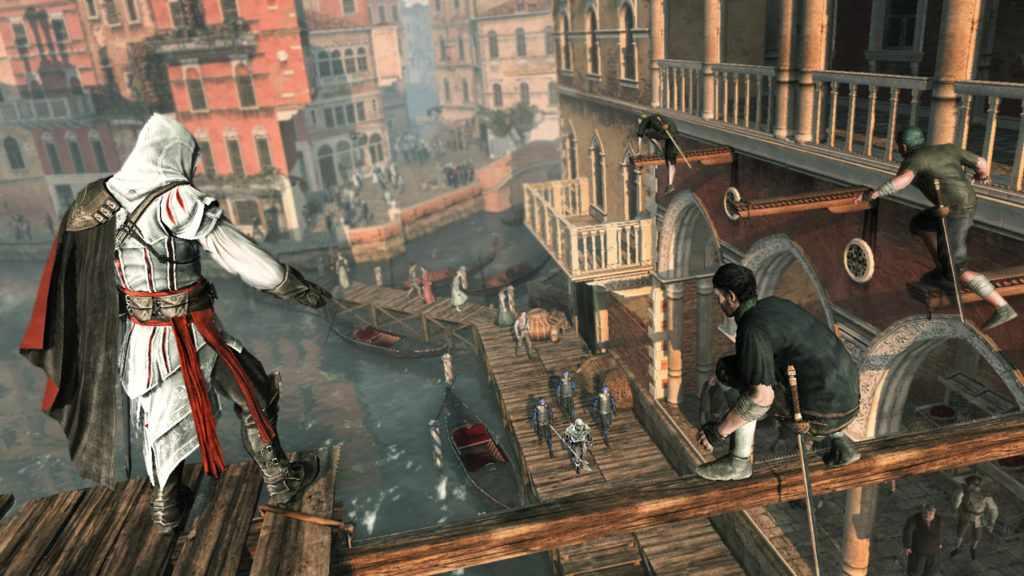 лучшие компьютерные игры - Assassins Creed 2