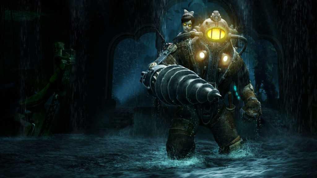 лучшие шутеры - BioShock