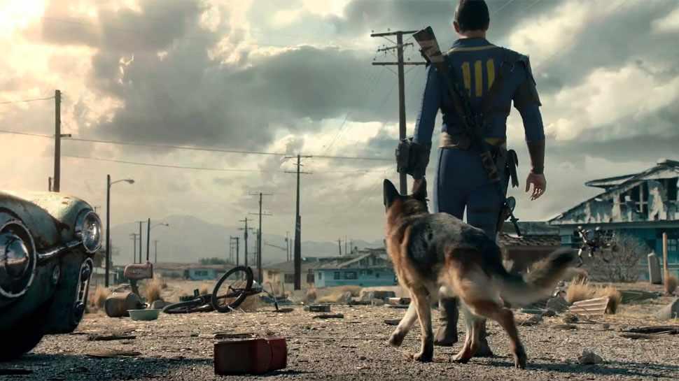 Лучшие игры с открытым миром - Fallout