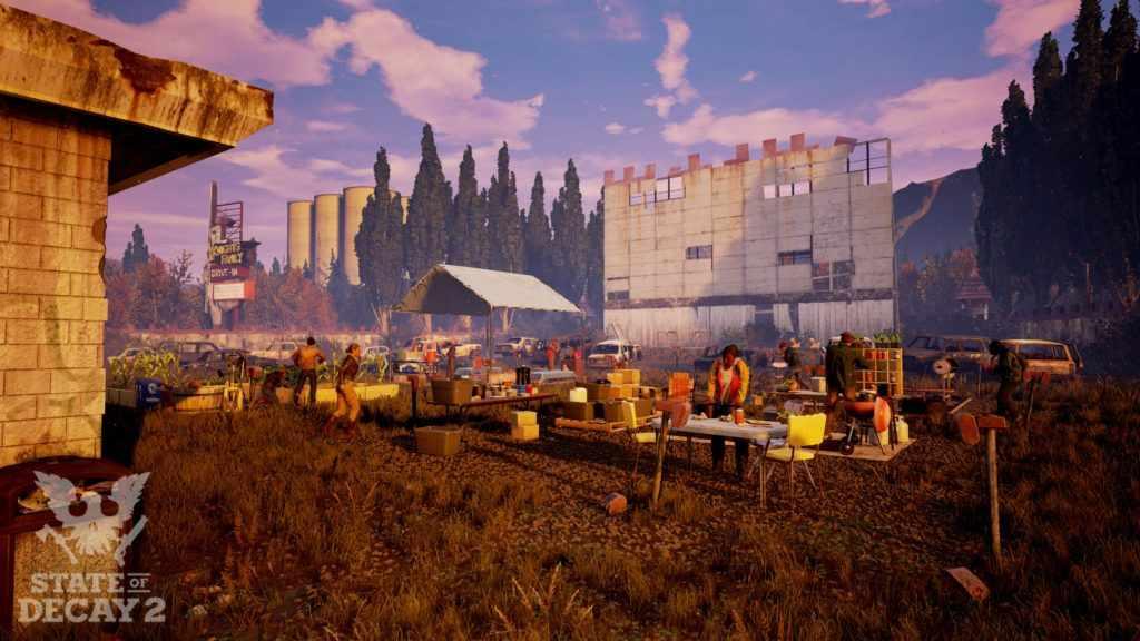 Лучшие игры про выживание - State of Decay