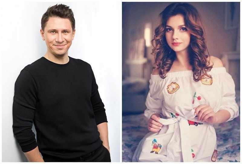 Тимур Батрудинов и Дарья Кананухи