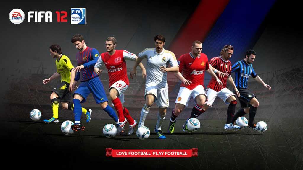 Лучшие симуляторы на ПК - FIFA 12