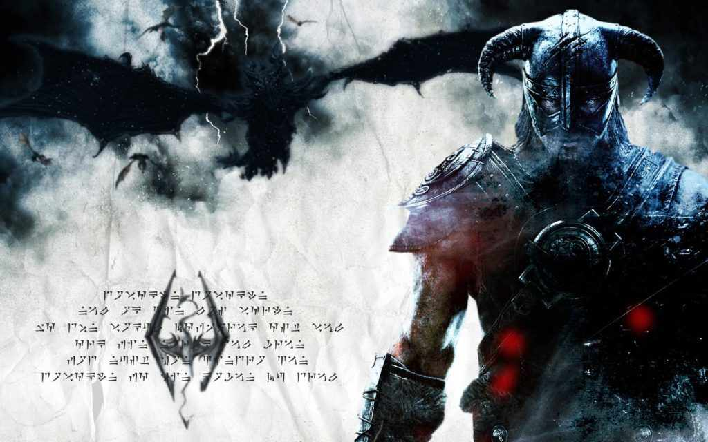 Лучшие игры с открытым миром - The Elder Svrolls V Skyrim