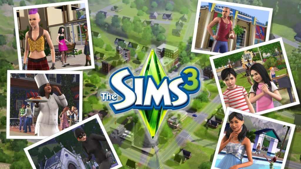 Лучшие симуляторы на ПК - The Sims 3