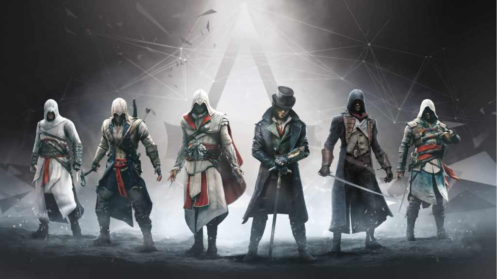 Лучшие игры с открытым миром - Assassins Creed