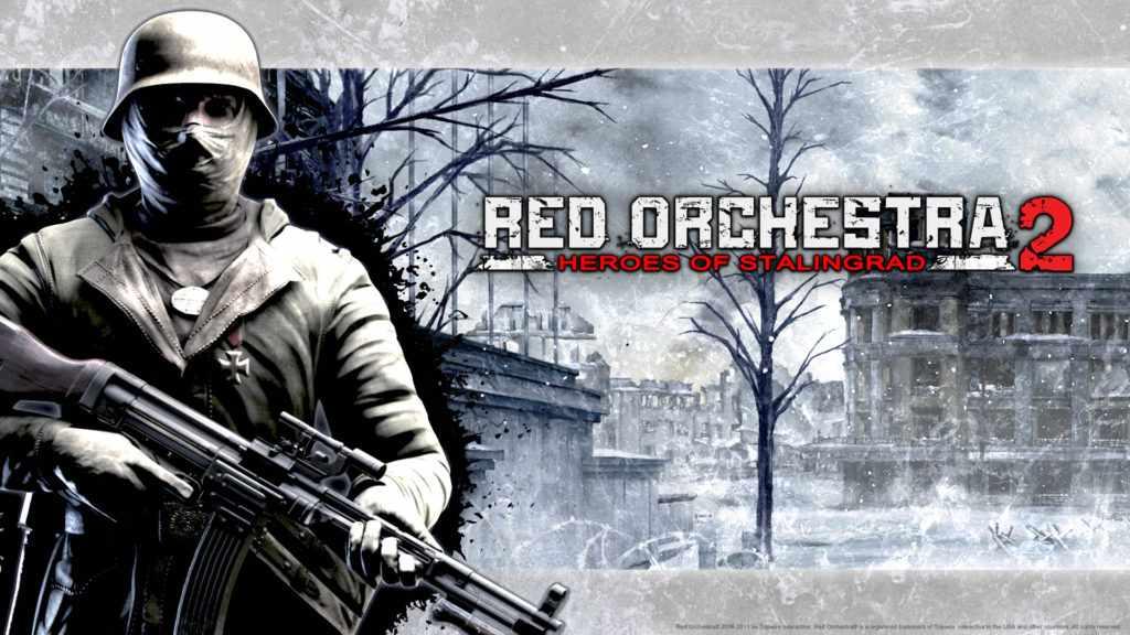 Лучшие игры о войне - Red Orchestra 2 Heroes of Stalingrad with Rising Storm