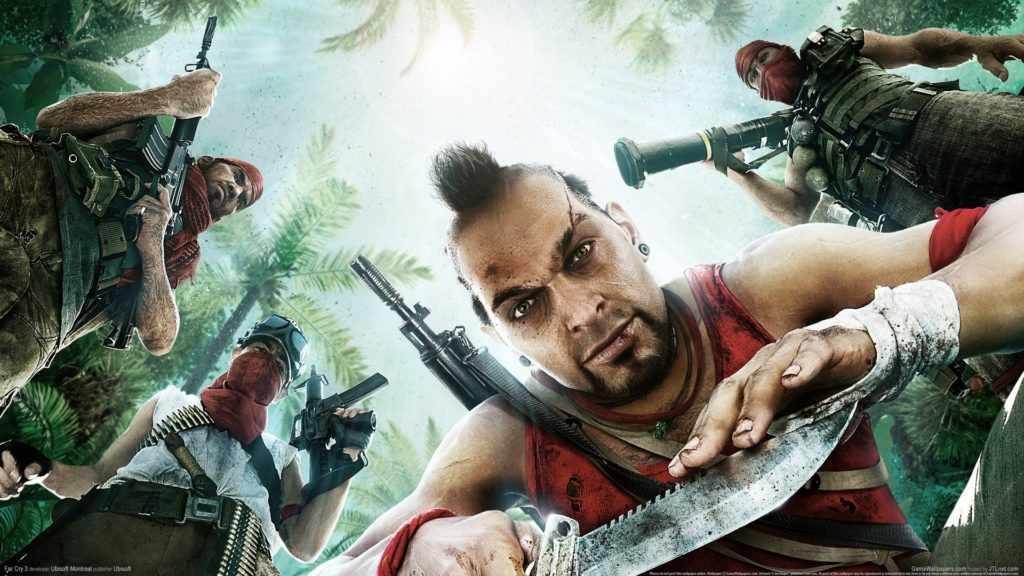 Лучшие игры с открытым миром - Far Cry