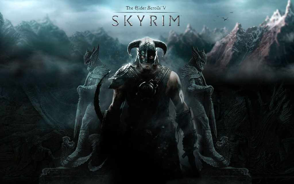 Лучшие РПГ - The Elder Scrolls 5 Skyrim